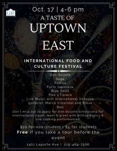 Uptown East hosts the Taste of Uptown